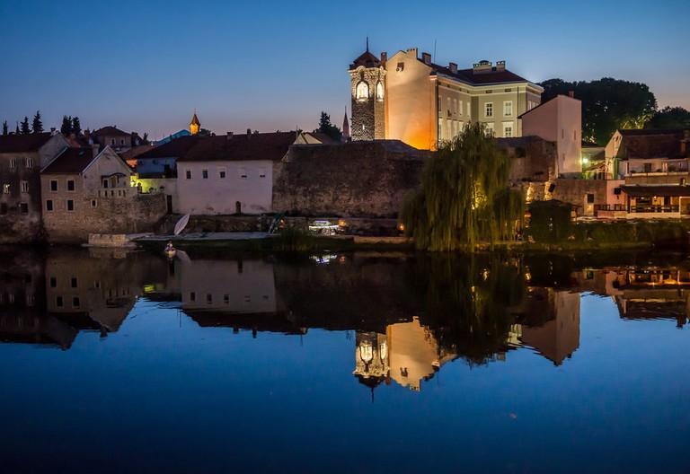 Old Town in Trebinje city | © Fotokon/Shutterstock