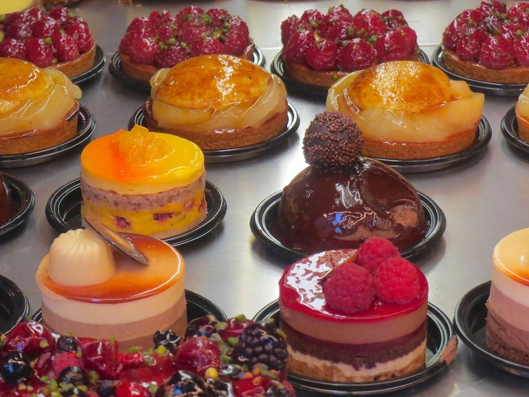 Delicious Selection of French Treats