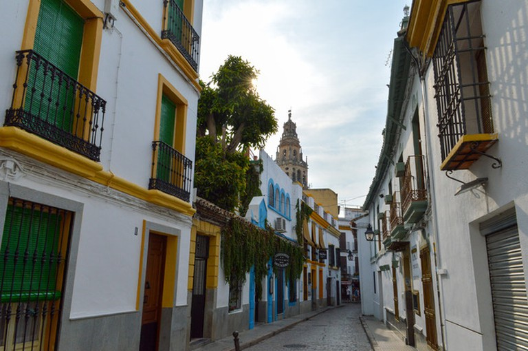 Hostel La Fuente is located in the heart of Córdoba's charming old town