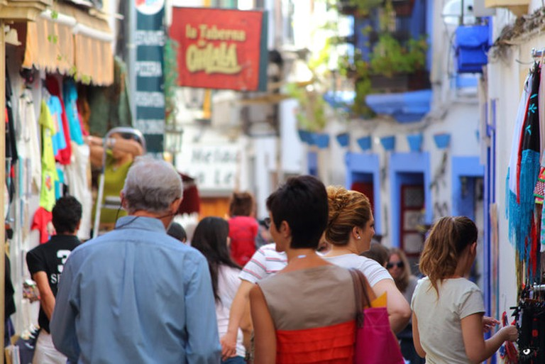 Explore Córdoba's former Jewish quarter whilst staying at The Dreamers & Co;