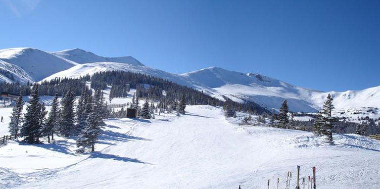Breck Mountain