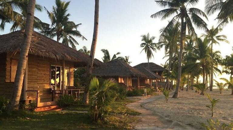 Truly Filipino-style accommodation