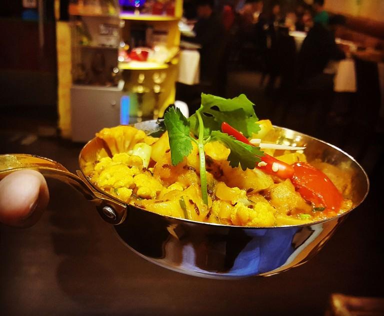 Chillies Indian Restaurant, Cunzhong Street