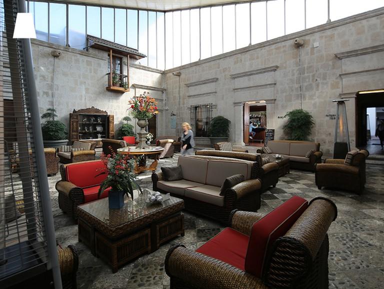 Premium Lobby