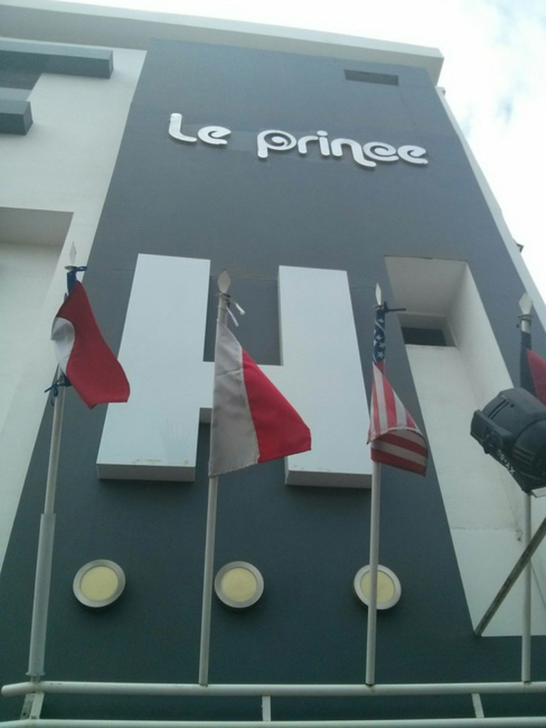 Le Prince Exterior | Will Lees