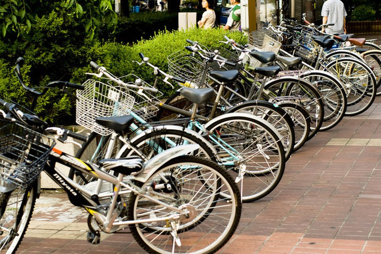 Rent a bike here and go exploring