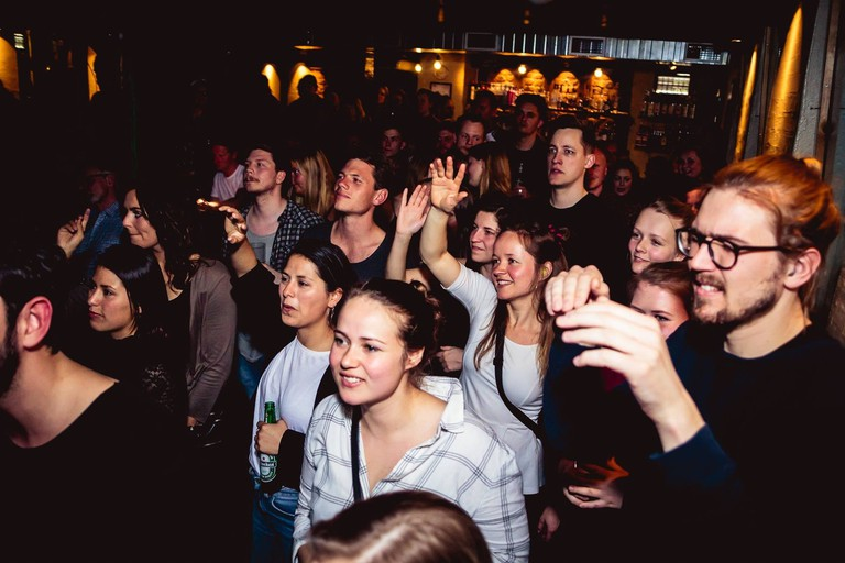 Fatter Eskil, music venue in Aarhus