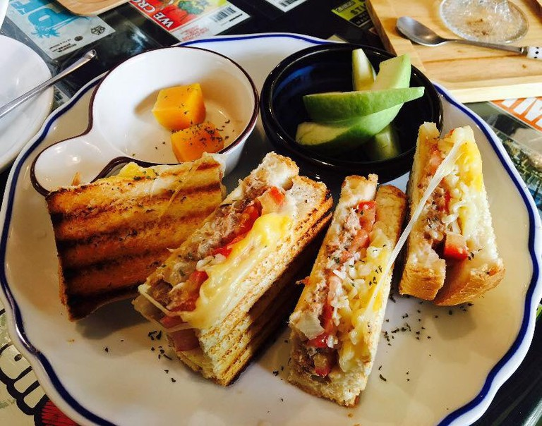 Tasty eats at AShare Cafe