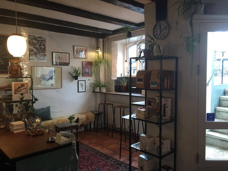 Kjærs Kaffebar, Aarhus