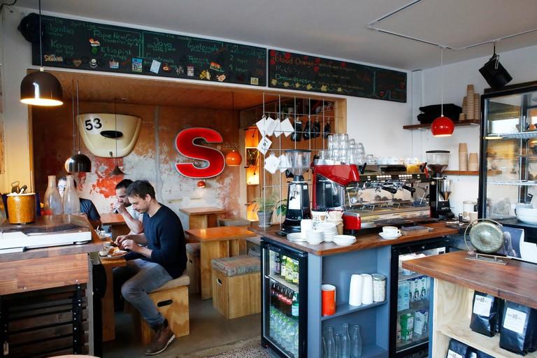 Cafe FolkeVen, Aarhus