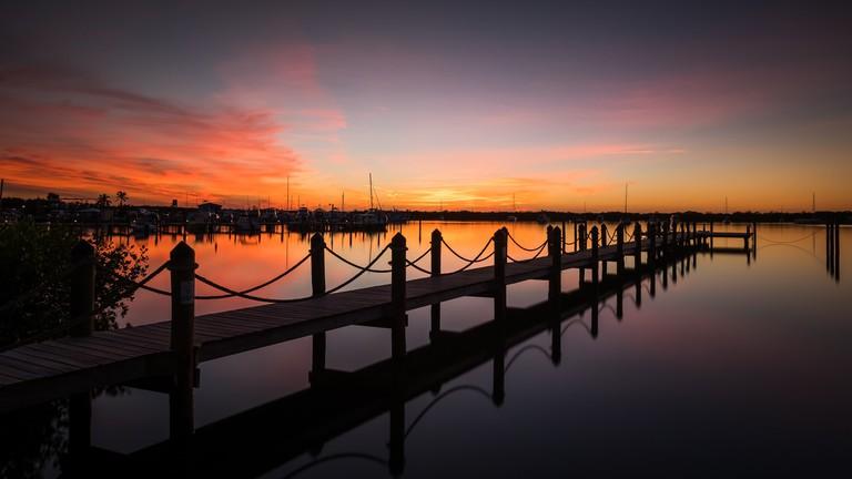 Key Largo sunset - Florida, United States - Travel photography