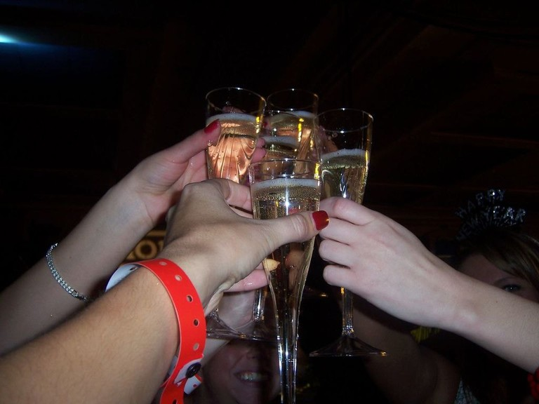 Happy New Year!   © BluEyedA73 / Flickr