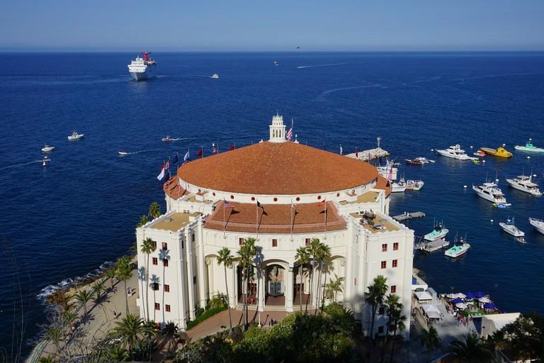 Catalina Island, CA (Unedited)Ι©Everett Carrico/Flickr