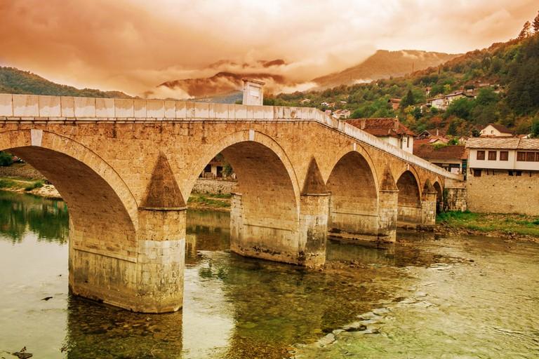 A Cultural Heritage In Konjic Town Of Bosnia And Herzegovina | © Velveteye/Shutterstock
