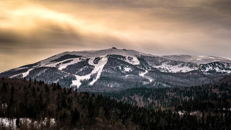 Mountain Bjelasnica in Winter | © AMFotografie101/Shutterstock