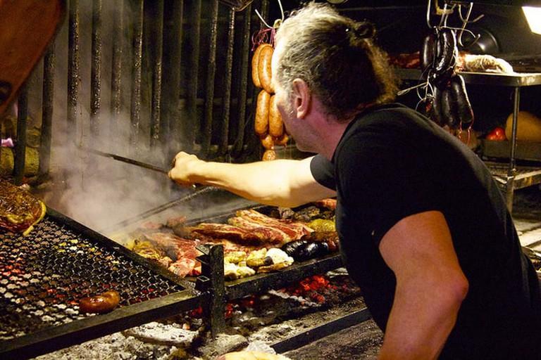 Uruguayan asado