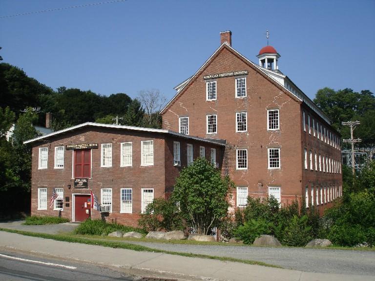 American_Precision_Museum_Windsor_Vermont