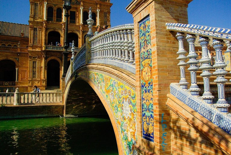 Seville, Andalusia, Spain   ©jackmac34 / Pixabay