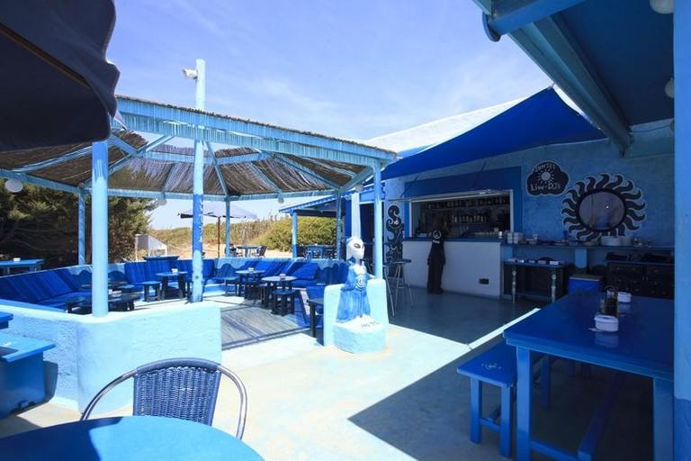 Blue Bar, Sant Ferran de ses Roques