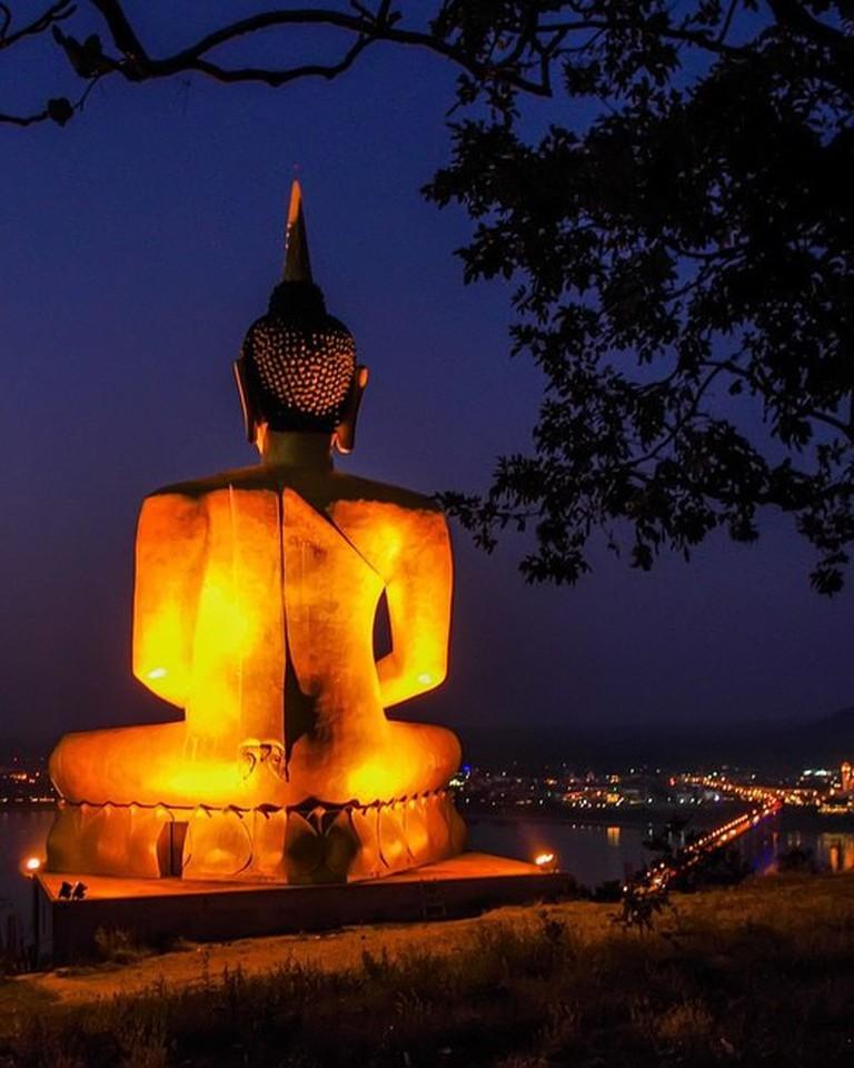 Buddha, Pakse | © Clinton Phosavanh/WikiCommons