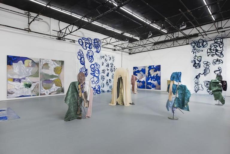 Donna Huanca, SCAR CYMBALS, Zabludowicz Collection