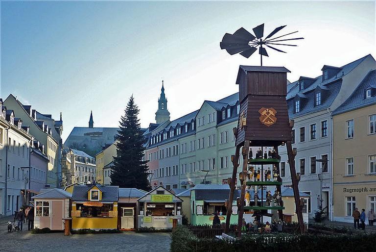 Erzgeb-Schneeberg-Weihnachtsmarkt1