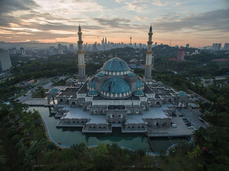 Federal Territory Mosque, Malaysia