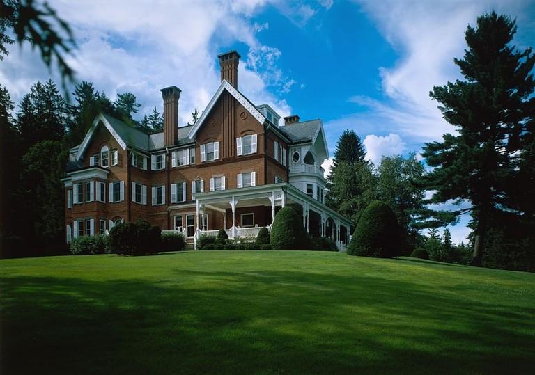 George_Marsh_Home,_Woodstock,_Vermont