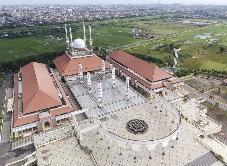 Great Mosque of Central Java, Semarang