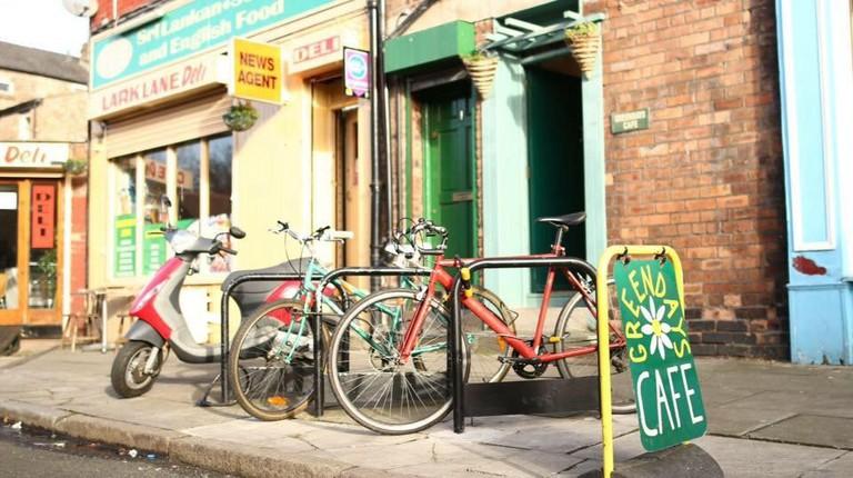 Greendays Cafe, Lark Lane