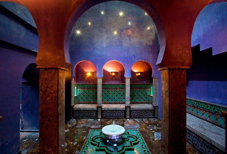 Hammam at So SPA