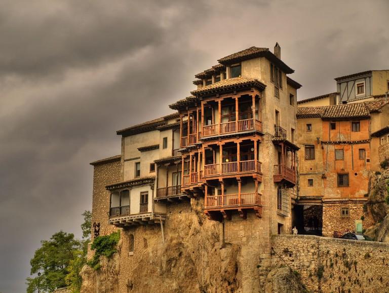Hanging Houses of Cuenca | ©Javier Losa / Flickr
