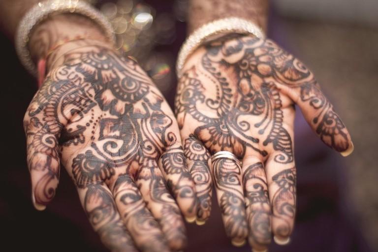 Henna Mehendi patters