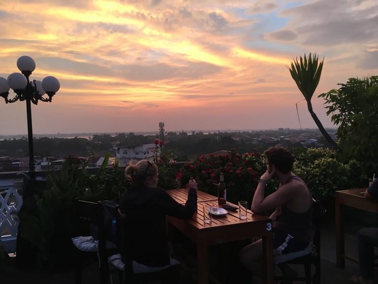 Sunset, Pakse | © Regina Beach/Culture Trip