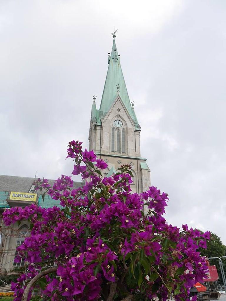 Kristiansand Cathedral   Courtesy of Visit Kristiansand