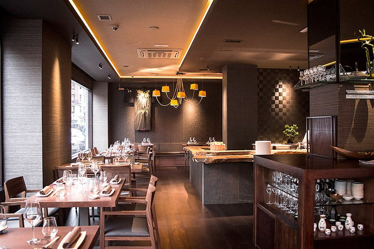 Kuma restaurant, Bilbao