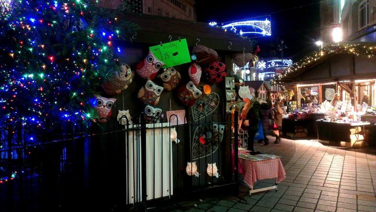 Liverpool Christmas Market | © Alison Benbow Flickr