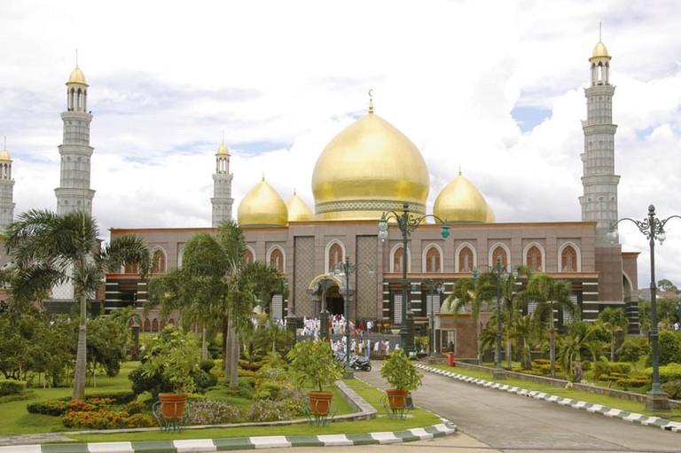 Dian al Mahri Mosque, Depok