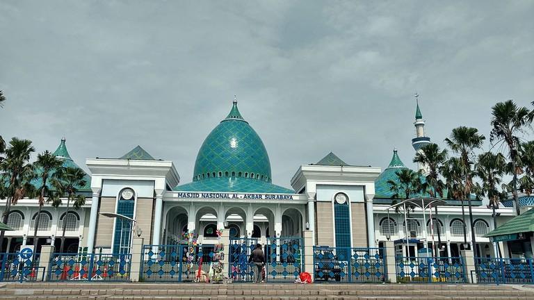 Al-Akbar Mosque, Surabaya