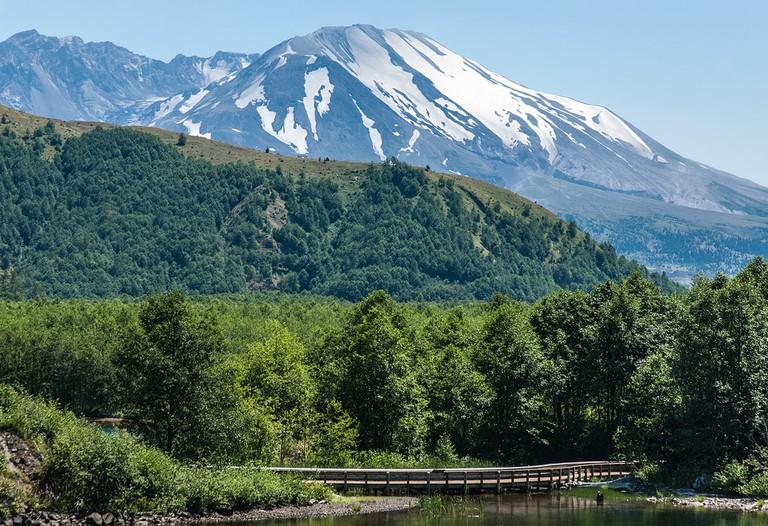 Mt. St. Helens   © Paul VanDerWerf / Flickr