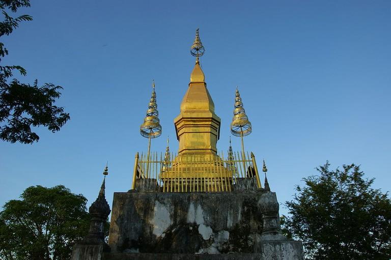 Wat Chom Si   © Allie Caulfield/WikiMedia