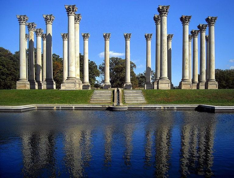 National Capitol Columns in Washington, DC | © AgnosticPreachersKid / Wikimedia Commons