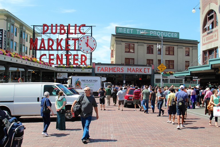Pike Street | © daveynin / Flickr