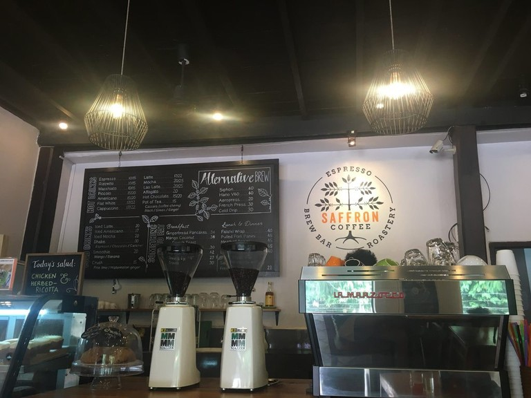 Saffron Coffee   © Regina Beach/Culture Trip