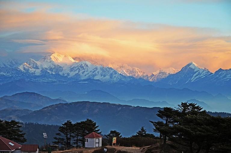 Sandakphu Views