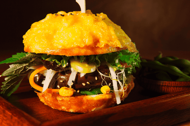 Ryong Golden Burger
