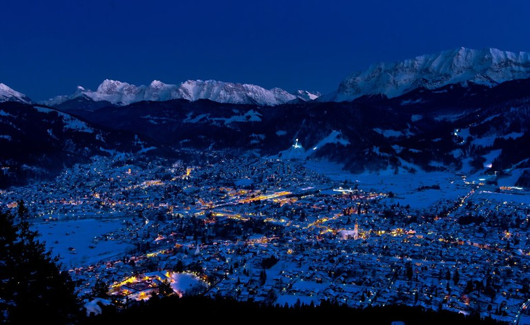 Garmisch-Partenkirchen, Germany | © natadze/Shutterstock