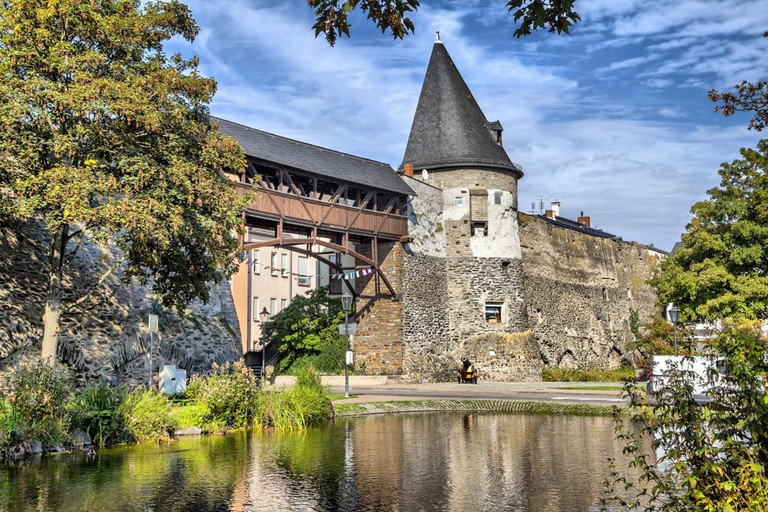 Tower of the old city wall of Andernach, Germany | © Sergey Dzyuba/Shutterstock