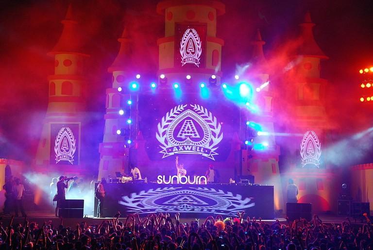 Sunburn Festival India
