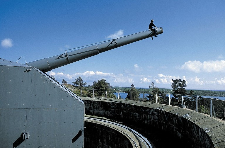 The Cannon Museum   Courtesy of Visit Kristiansand